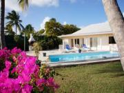 Location gîte, chambres d'hotes Location Villa ALAMANDA : 6 Personnes avec piscine dans le département Guadeloupe 971