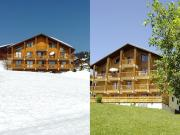 Location gîte, chambres d'hotes LES SAISIES Chalet Cristal meublé 4 pers au pied des pistes dans le département Savoie 73