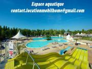 Location gîte, chambres d'hotes Location Mobil-homes la Carabasse  emplacement Prestige dans Club Vacances 4* dans le département Hérault 34