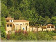 Location gîte, chambres d'hotes Chambres d'hôtes LES RESTANQUES Vue panoramique au coeur de l'Ardèche Méridionale dans le département Ardèche 7