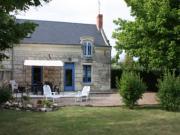 Location gîte, chambres d'hotes Gîte rural de la confluence, au confluent de la Loire et de la Vienne dans le département Indre et Loire 37
