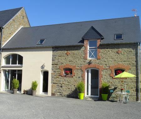 Le Relais De La Har Sse Mont Saint Michel A Km Chambres Dhotes A Courtils Basse Norman