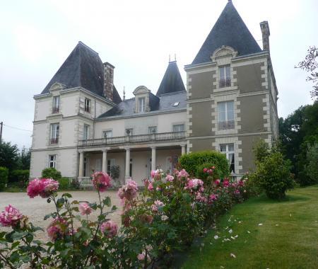 Le ch ne vert chambres d 39 h tes chateau gontier - Chambre d hote chateau gontier ...