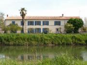 Location gîte, chambres d'hotes La Balangère en bordure de la Sèvre Niortaise au cœur du marais poitevin dans le département Deux Sèvres 79