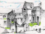 Location gîte, chambres d'hotes LE PETIT LOGIS DE TINTENIAC quartier historique de la Doutre dans le département Maine et Loire 49