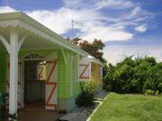 Location gîte, chambres d'hotes BUNGALOWS KOKIYAJ A 2 MINUTES DE LA PLAGE dans le département Martinique 972