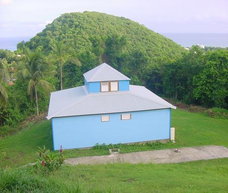 Maison avec jacuzzi priv et vue mer en deshaies Location chambre avec jacuzzi prive