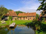 Location gîte, chambres d'hotes Le Verger de la Linotte en plein coeur du Pays de Thelle dans le département Oise 60