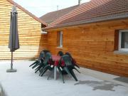 Location gîte, chambres d'hotes GITE PICARREAU JURA  petit village calme à Picarreau dans le département Jura 39