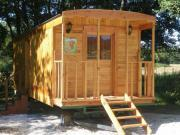 Location gîte, chambres d'hotes Ecureuil : Offrez-vous un séjour insolite, très confortable roulotte entièrement équipée dans le département Tarn et Garonne 82