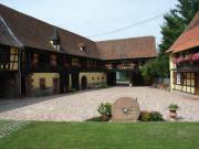 """Location gîte, chambres d'hotes LA FERME MICHEL - CAMPING """"PréVert"""" dans le département Bas Rhin 67"""