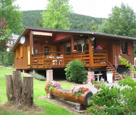 Chalet au pied du mont ste odile boersch klingenthal - Location maison haut rhin particulier ...