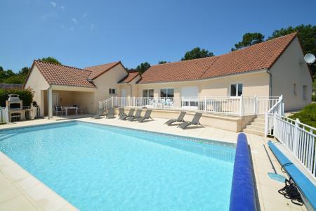 Awesome La Laureraie: Villa De Plain Pied Avec Piscine Privée Chauffée   Location  Saisonnière à Cublac, Limousin, Corrèze