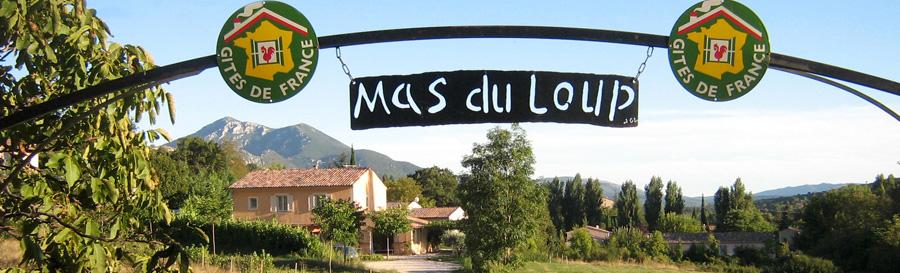 Le Mas Du Loup Proche Lac De Ste Croix Gorges   Moustiers