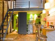 """Location gîte, chambres d'hotes Gîte urbain """"La Gourmandise"""" à Nantes dans le département Loire Atlantique 44"""