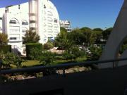 Location gîte, chambres d'hotes STUDIO CABINE 4 pers. Plage Couchant 5 min à pied dans le département Hérault 34