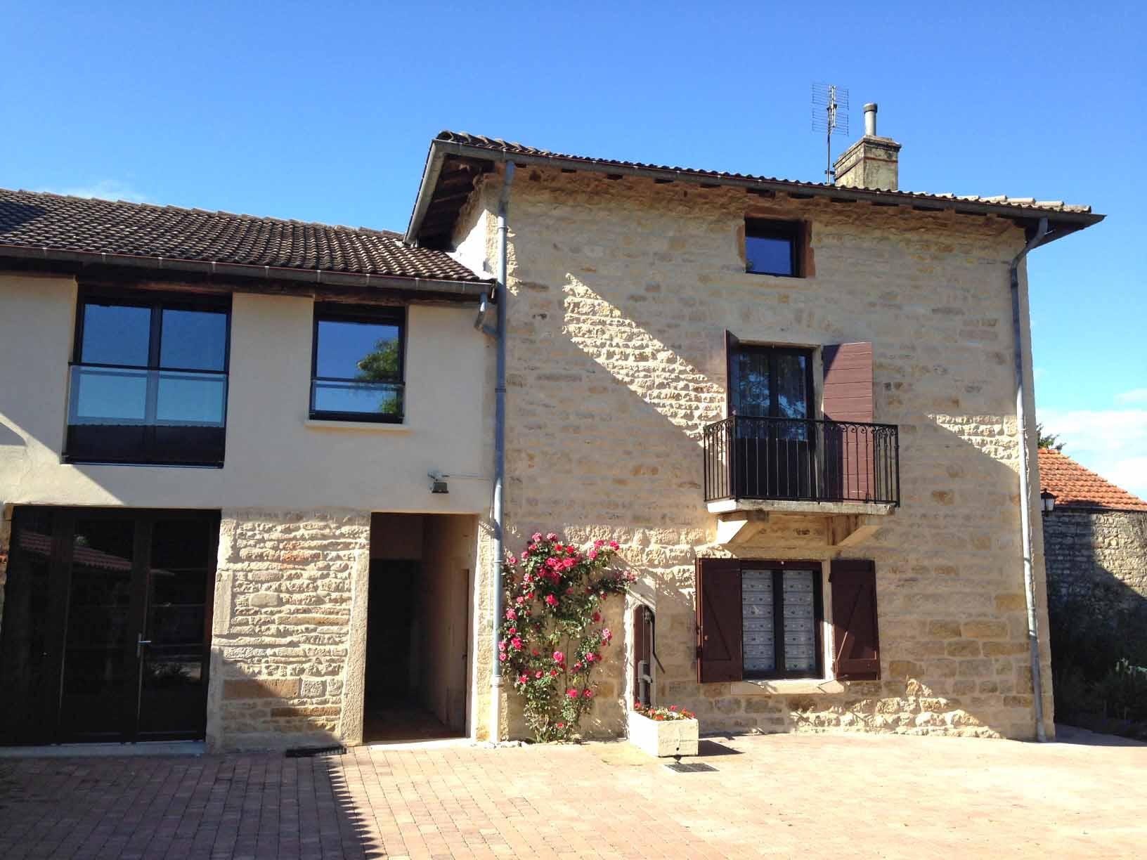 Location Gîte, Chambres Du0027hotes Gite En Maison Beaujolais 5 Personnes  Lucenay Dans Le