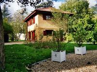 Location gîte, chambres d'hotes Les Jardins de la Minauderie proche centre de Lyon dans le département Rhône 69
