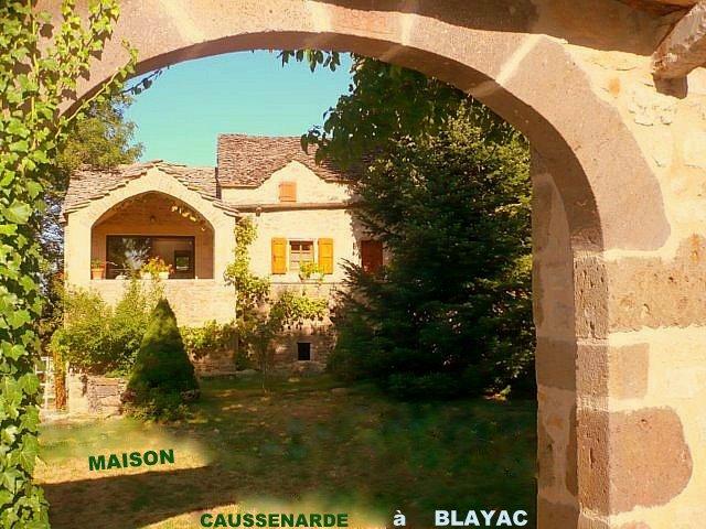 maison de charme caussenard,à blayac(severac le chateau) à sévérac