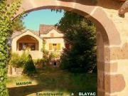 Location gîte, chambres d'hotes MAISON de Charme CAUSSENARD,à BLAYAC(SEVERAC LE CHATEAU) dans le département Aveyron 12