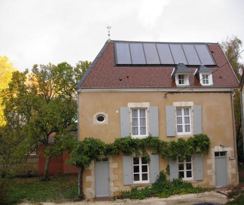 La petite maison amandinoise proche gu delon saint - Chambre d hote saint sauveur en puisaye ...
