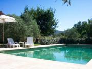 Location gîte, chambres d'hotes La Villa Champ Signoret, au pied du Mont-Ventoux dans le département Vaucluse 84