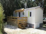 Location de particuliers à particuliers Mobil-home Clim 4p Cévennes camping 4* piscine Camping / Mobile-home Gard photo 2