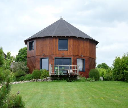 Maison vienne 86 elegant achat maison villa pices vaux for Architecture hexagonale