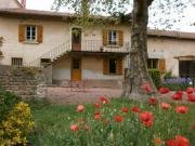 Location gîte, chambres d'hotes Les picat'lies pour le calme, vignerons en bio vignoble des côtes roannaises dans le département Loire 42