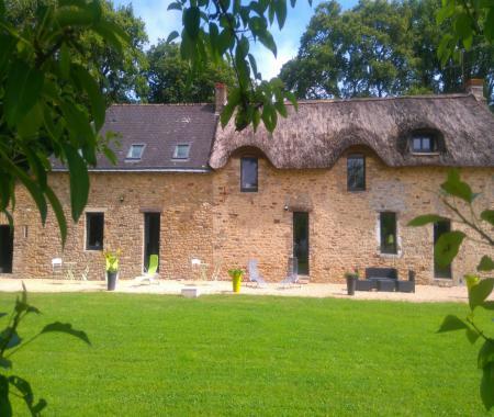 Domaine Du Grand Condest Entre Le Golfe Du   Nivillac