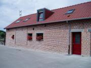 Location gîte, chambres d'hotes Gîte de l'Audomarois, fermette traditionnelle dans le département Nord 59