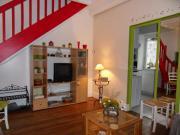 Location gîte, chambres d'hotes Maison T2 meublée avec jardin centre-ville/Marais dans le département Cher 18