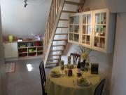 Location gîte, chambres d'hotes LOFT D'ANNA LOGEMENT SOUS COMBLES MOSELLE PROCHE ALSACE dans le département Moselle 57