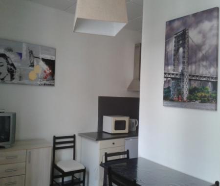 appartement meubl centre ville vichy vichy. Black Bedroom Furniture Sets. Home Design Ideas