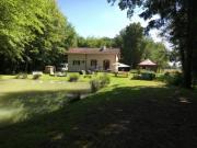 Location gîte, chambres d'hotes GITE LES GARENNES DE REUILLY, isolé, pas de voisin, 15 min chantier médiéval de GUEDELON dans le département Loiret 45