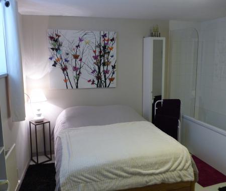 chambre nuance a 3 km du zoo de beauval saint aignan sur cher. Black Bedroom Furniture Sets. Home Design Ideas