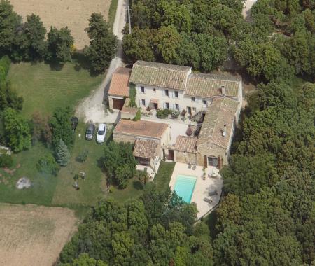 Chambre d 39 h tes de charme en provence du haut richerenches - Chambre d agriculture du vaucluse ...