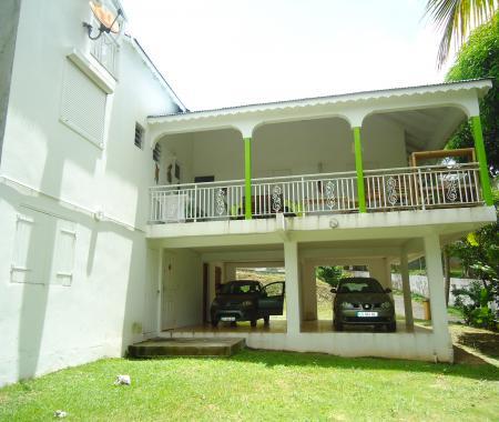 Chambre d 39 hote en demi pension a la villa du le gosier - Chambre d hote chez l habitant ...