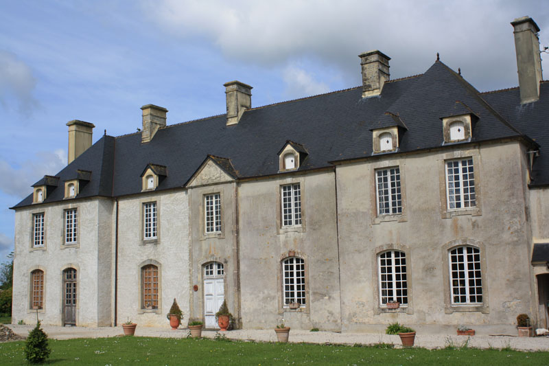 Chateau De Brix  SainteMreglise