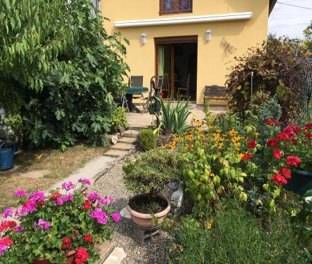 Maison de vacances chez alisa route des vins bergheim - Location maison haut rhin particulier ...