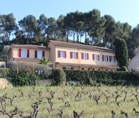 La bastidaine cassis ancienne ferme vigneronne cassis - Chambre des metiers des bouches du rhone ...