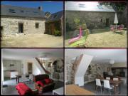Location gîte, chambres d'hotes Gîte calme rénové proche quimper animaux acceptés dans le département Finistère 29
