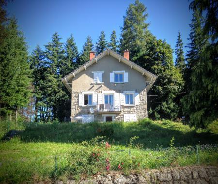 Grande maison de pierre sans vis vis chambon sur lignon - Chambre d hote chambon sur lignon ...