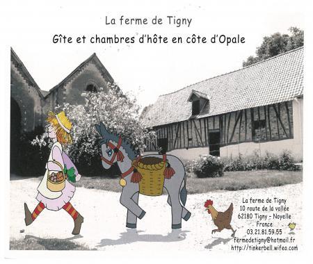 Cote d 39 opale a la ferme douche l 39 italienne berck - Cote d opale chambre d hote bord de mer ...