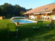 Location gîte, chambres d'hotes GITE DE LA COMBETTE, ancienne ferme Bressane dans le département Ain 1