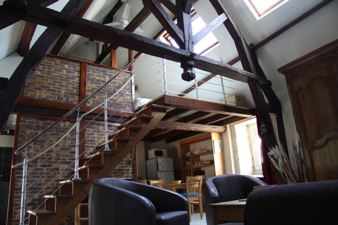 location de particuliers particuliers magnifique loft 2 vieux port la rochelle location saisonnire charente