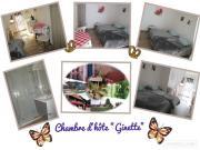 """Location gîte, chambres d'hotes La Chambre d'hôte """"Ginette"""", au cœur de l'Alsace, entre Vosges et Rhin dans le département Bas Rhin 67"""