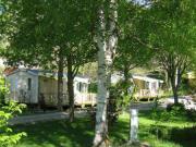 Location gîte, chambres d'hotes Mobil-home dans petit camping au calme entre forêt et montagne dans le département Hautes alpes 5