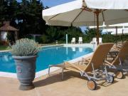 Location gîte, chambres d'hotes Chambres d'hotes La Capucine Lubéron, village provençal dans le département Vaucluse 84