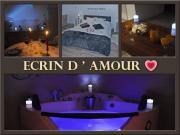 Location gîte, chambres d'hotes Cocon de 110 m², rien que pour vous avec Jacuzzi dans le département Dordogne 24